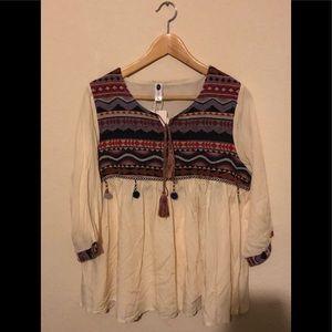BOMI DOMI blouse